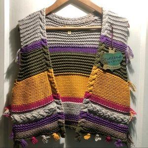 Vera Wang Princess sweater vest
